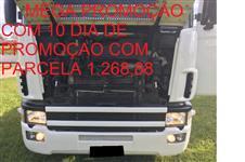 Caminhão Scania 124 420 ano 03
