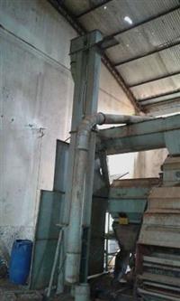 Máquina de algodão completa e moderna com dupla passagem de caroço