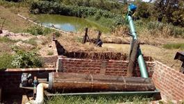 Industria de Farinha de mandioca