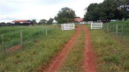Fazenda na região de campina verde