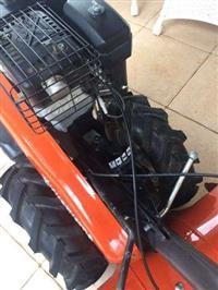 Mini trator motocultivadora husqvarna impecavel