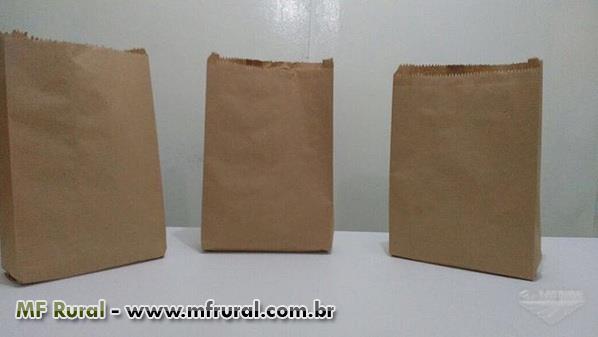 Embalagem - Saco para Melão
