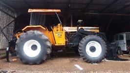 Trator Valtra/Valmet 128 4x4 ano 88