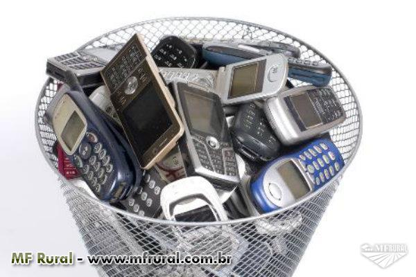 Compro Resíduos eletrônicos