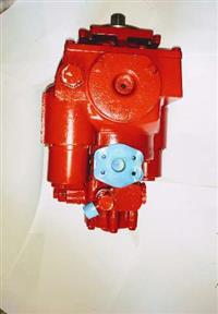 bomba hidraulica transmissão colhedora cana case.