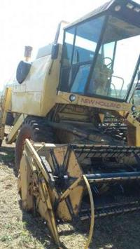 colhedora new holland 4040