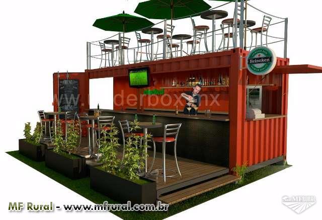 Container Dry (Seco) 20 pés ST -  40 pés ST - 40 pés HC