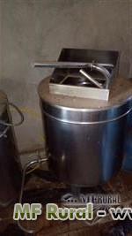 Pasteurizador embaladeira