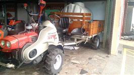 Trator Mini/Micro Trator 4x4 ano 10