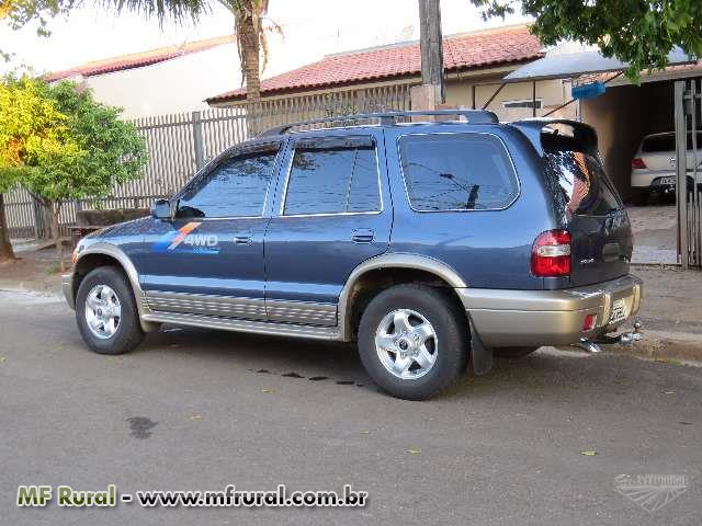 Kia sportage 2001 4x4 Turbo Diesel