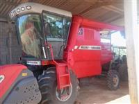 Colheitadeira De Soja E Milho Massey Ferguson Mf5650 2013