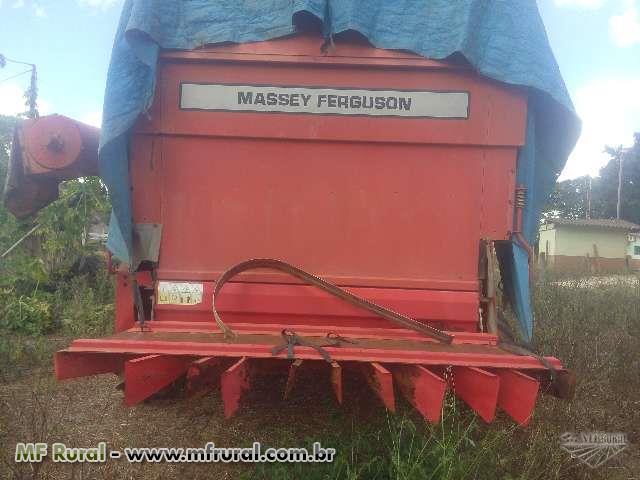 Colheitadeira Massey Ferguson 38