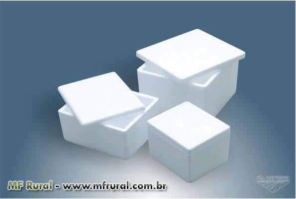 Caixas Térmicas em EPS (isopor)
