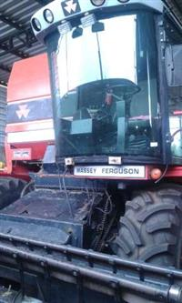 Massey Fergusson 5650 advanced