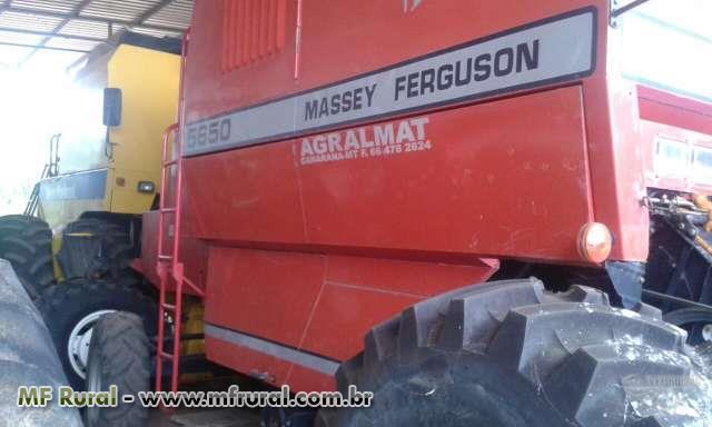 Massey Fergusson 5650 advanced