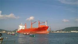 Frete Martímo Porto de Santos - Containers 10, 20, 25 pés para Estufagem