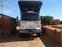 Caminhão Ford Cargo 5032 E Traçado ano 07