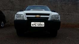 Blazer, Advantage 2011, Branca, 2.4 MPFI, Flexpower, bom estado de conservação, 05 pneus novos