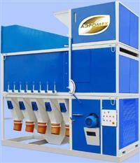 Máquinas de Pre-limpeza e classificação de grãos