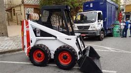 Bobcat Mini Carregadeira 723 / 96 Aceito Troca