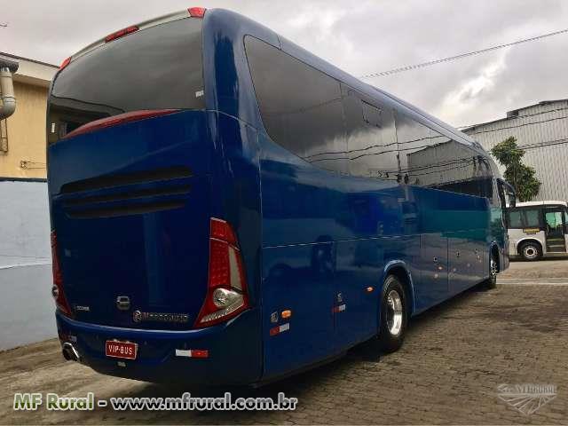 Ónibus paradiso g7 1200 scania k340