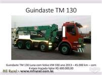 Caminhão Volvo VVM 330 COM  TM 130 - LUNA ano 13