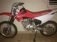 MOTO CRF 150F