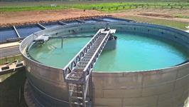 Fabricação de tanques, reservatórios em aço inox e carbono.