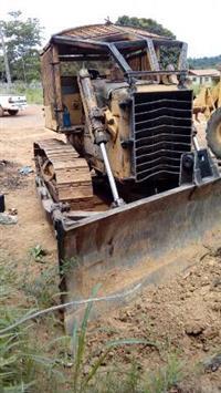 Trator de esteiras D5B Cat ano 92