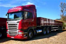 Caminhão Scania R 440 ano 17
