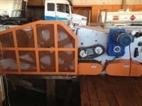 Picador de madeira Vantec 250 cv