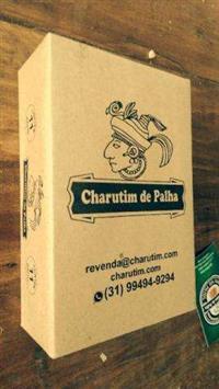 Palheiro e cigarro de palha Premium feito à mão, qualidade TOP CHARUTIM DE PALHA