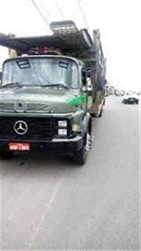 Caminhão Mercedes Benz (MB) 1518 ano 88