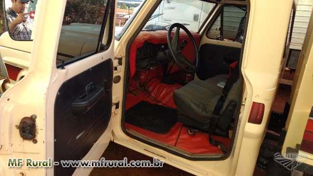 Caminhonete Ford f 4000