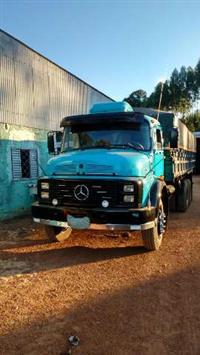 Caminhão Mercedes Benz (MB) 1313 ano 79