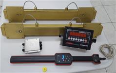 Módulo de pesagem e identificação de animais para o tronco