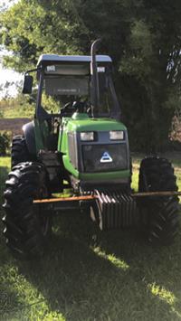Trator Agrale BX 6110 4x4 ano 10