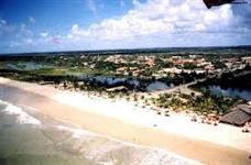 Lotes de terrenos em condomínio particular na praia