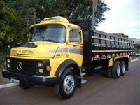 Caminhão Mercedes Benz (MB) 1113 ano 73