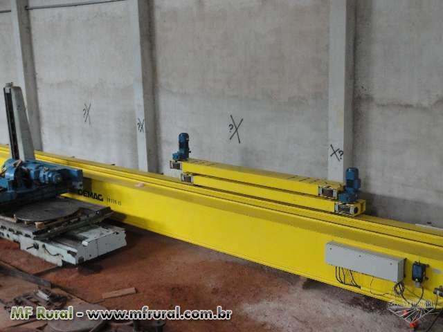 Ponte Rolante DEMAG 20 ton  20mts(19,38)