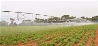 Pivô Central Irrigação