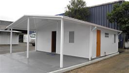 Casas modulares ou Alojamento para fazendas