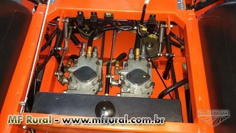 Husqvarna Usado Modelo ZTH4818 Giro Zero