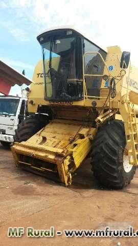NEW HOLLAND TC 59 2001/2002