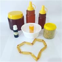 Materiais para apicultura
