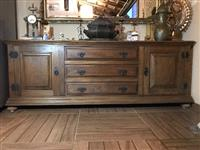 Arca/Buffet madeira maciça