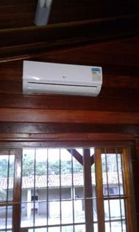 Climatização e ar condicionado