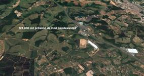 Lote/Terreno- venda- 121.000 m2 - Rod Bandeirantes-Aeroporto VCP- Itupeva - SP.