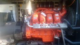 Gerador Weg 700kva, Stemac Motor Scania