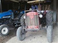 Trator Massey Ferguson 65 X 4x2 ano 17